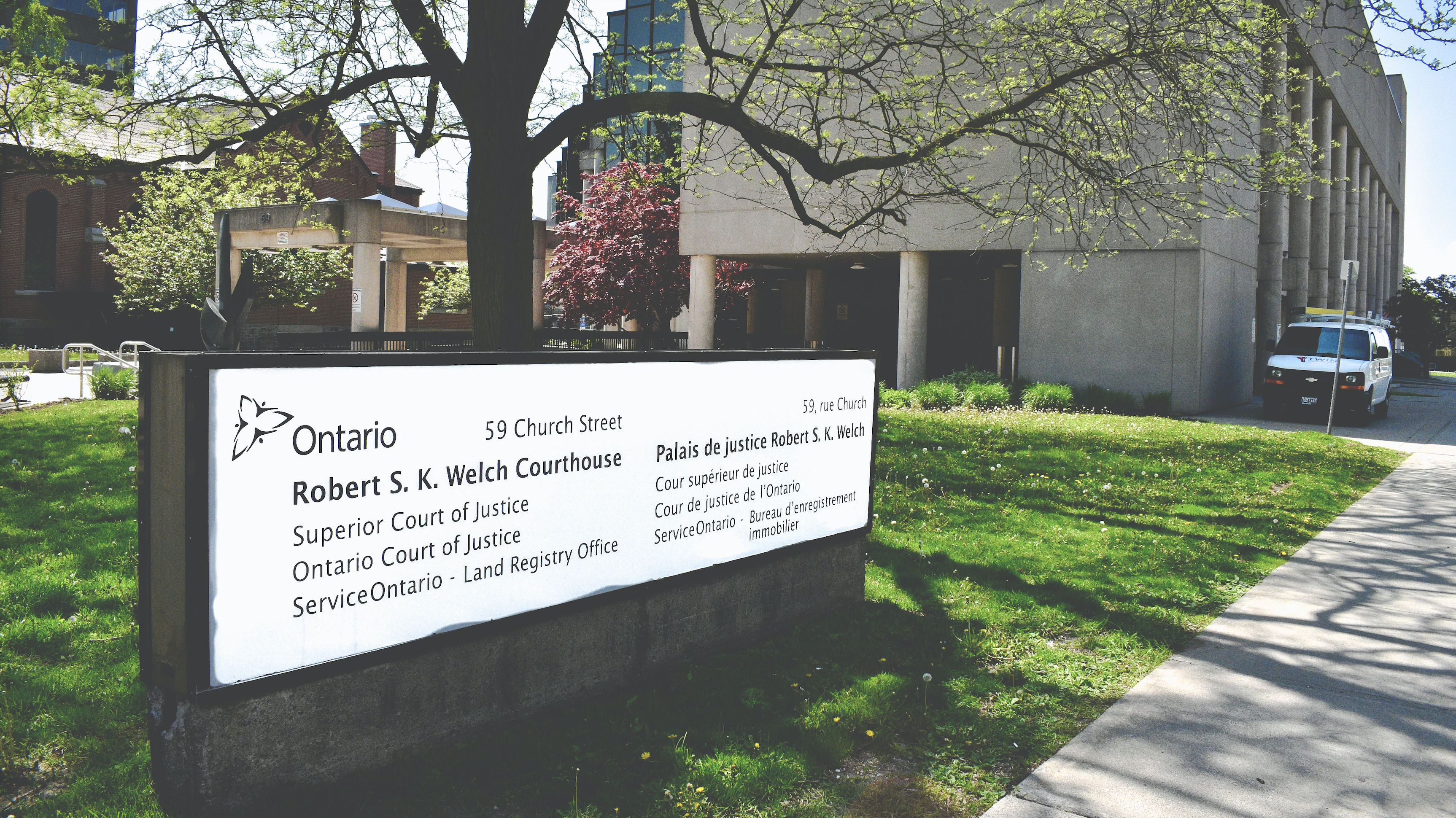 robert welch courthouse st catharines family lawyer
